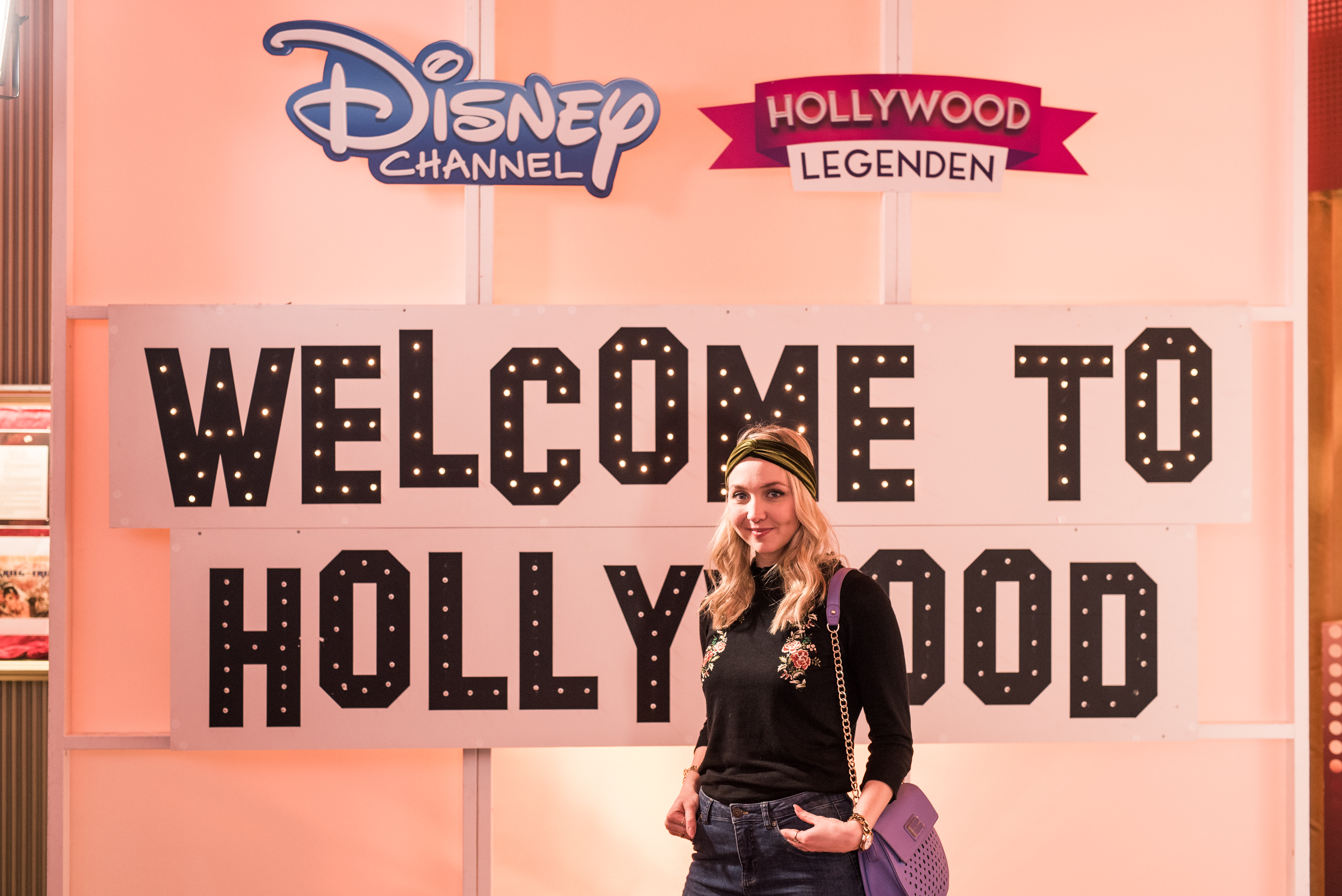 DISNEY CHANNEL proudly presents: Hollywood Legenden oder mein Ootd ...